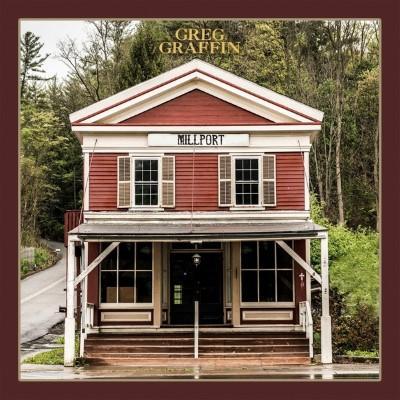 Graffin, Greg - Millport (Silver Coloured Vinyl) (LP+Download)