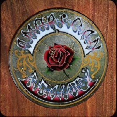 Grateful Dead - American Beauty (cover)