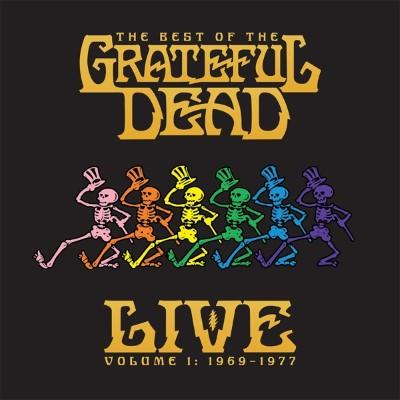 Grateful Dead - Best of the Grateful Dead Live (2LP)