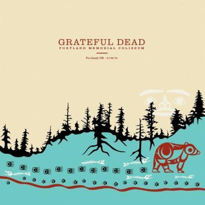 Grateful Dead - Portland Memorial Coliseum (5/19/'74) (6LP)