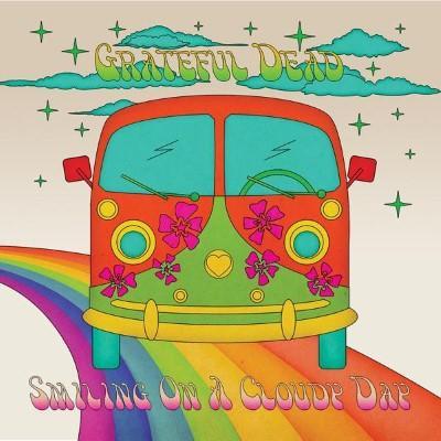 Grateful Dead - Smiling On a Cloudy Day (Violet Vinyl) (LP)
