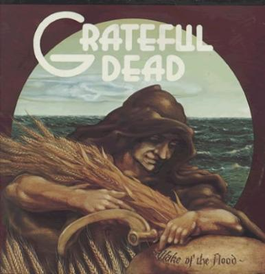 Grateful Dead - Wake of the Flood (LP)