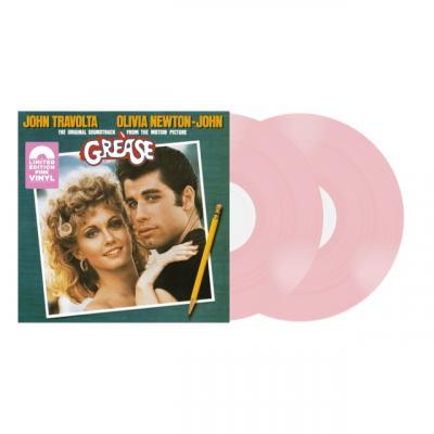 Grease (Pink Vinyl) (2LP)