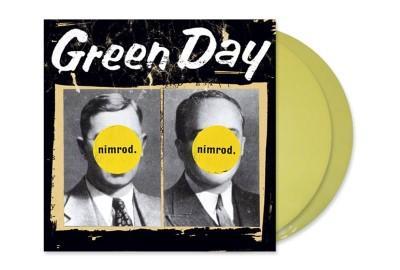 Green Day - Nimrod (20th Anniversay) (Yellow Vinyl) (2LP)