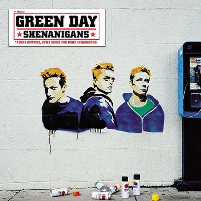 Green Day - Shenanigans (cover)
