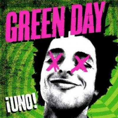 Green Day - Uno (2LP) (cover)