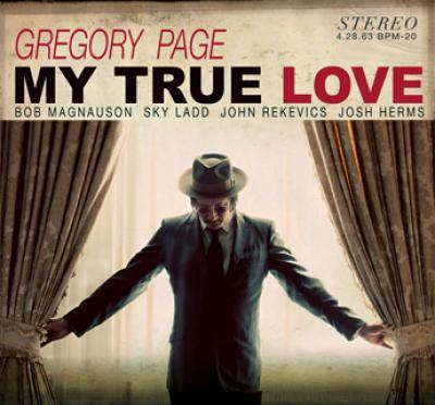 Gregory Page - My True Love (cover)