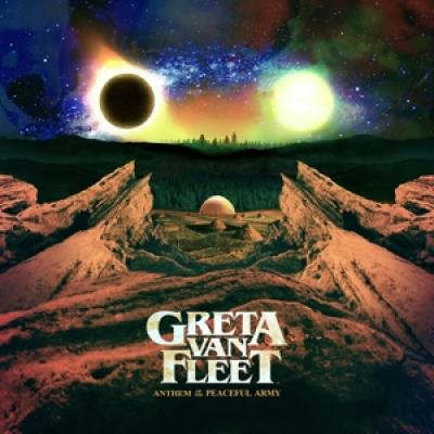 Greta Van Fleet - Anthem of the Peaceful Army (Yellow Vinyl) (LP)