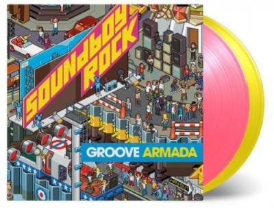 Groove Armada - Soundboy Rock (Pink & Yellow Vinyl) (2LP)