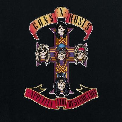 Guns 'n' Roses - Appetite For Destruction (LP)