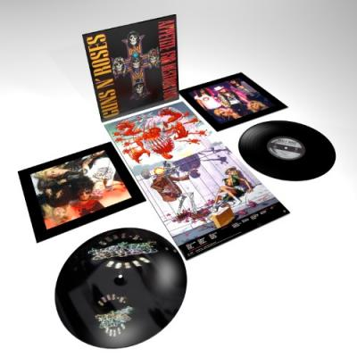 Guns N' Roses - Appetite For Destruction (Limited) (2LP+Download)