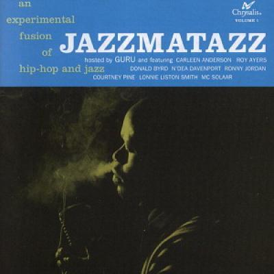 Guru - Jazzmatazz (cover)