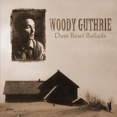 Guthrie, Woody - Dust Bowl Ballads (LP)