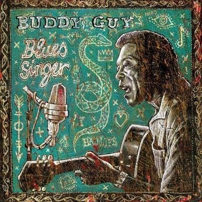 Guy, Buddy - Blues Singer (2LP)