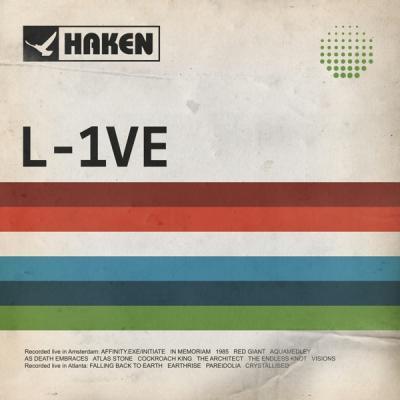 Haken - L-1ve (2CD+2DVD)
