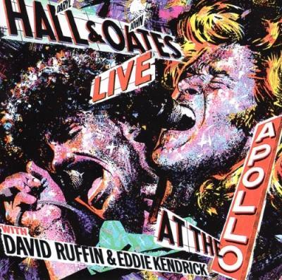 Hall & Oates - Live At the Apollo
