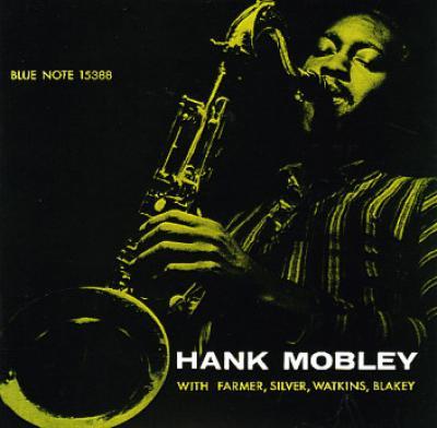 Mobley, Hank - Hank Mobley Quintet (cover)