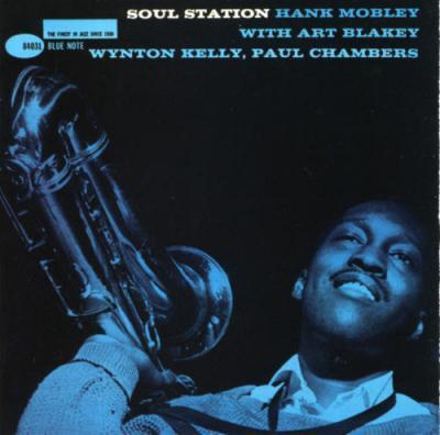 Mobley, Hank - Soul Station (cover)