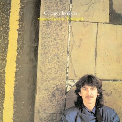 Harrison, George - Somewhere In England (LP)