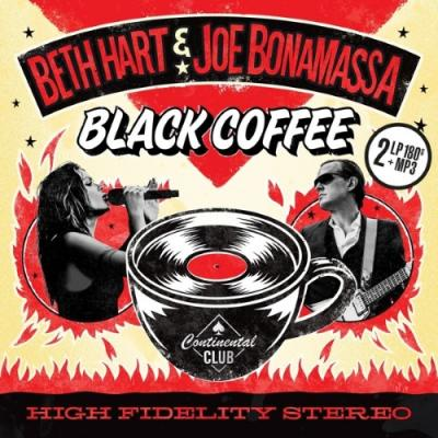 Hart, Beth & Joe Bonamassa - Black Coffee (Limited) (Coloured Vinyl) (2LP+Download)