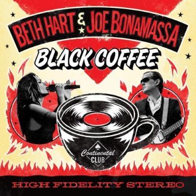 Hart, Beth & Joe Bonamassa - Black Coffee (Limited)