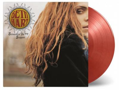 Hart, Beth - Screamin' For My Supper (Gold & Solid Red Vinyl) (2LP)