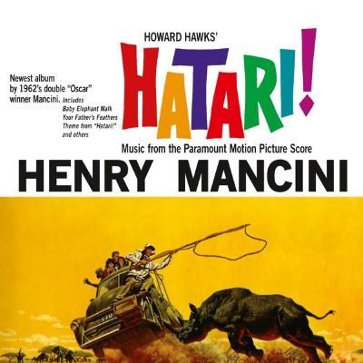 Hatari! (OST By Henry Mancini) (LP)