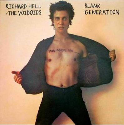Hell, Richard - Blank Generation (Orange Vinyl) (LP)