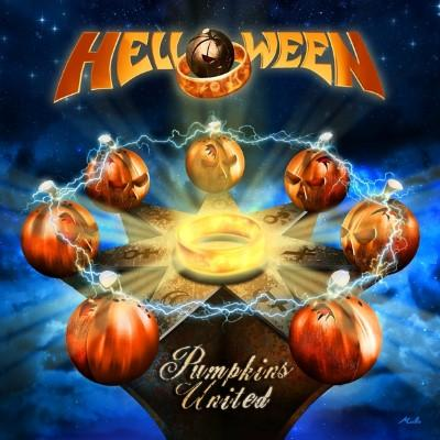 "Helloween - Pumpkins United (10"")"