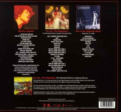 Hendrix, Jimi (Experience) - Electric Ladyland (3CD+BluRay)
