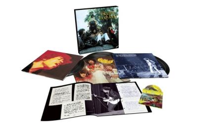 Hendrix, Jimi (Experience) - Electric Ladyland (6LP+BluRay)
