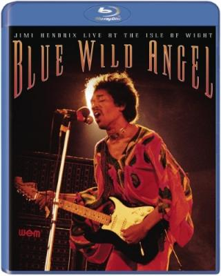 Hendrix, Jimi - Blue Wild Angel (BluRay)