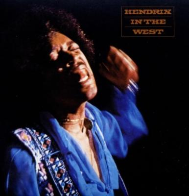 Hendrix, Jimi - Hendrix In the West