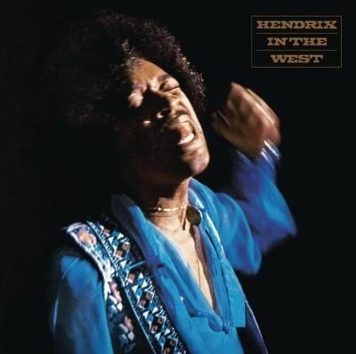 Hendrix, Jimi - Hendrix In the West