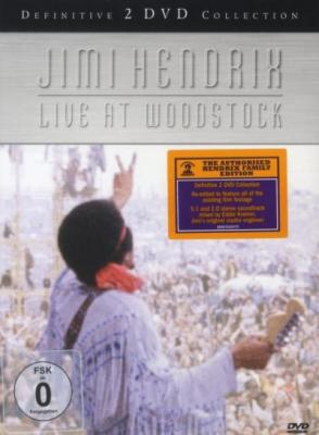 Hendrix, Jimi - Live At Woodstock (2DVD)