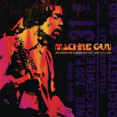 Hendrix, Jimi - Machine Gun (The Filmore East First Show)
