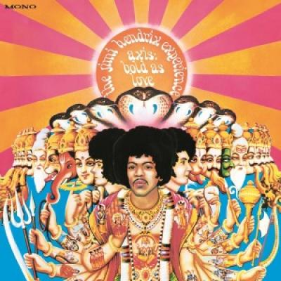 Hendrix, Jimi -experience - Axis Bold As Love (LP)