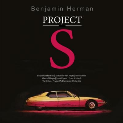 Herman, Benjamin - Project S (Transparent Red Vinyl) (LP+Download)