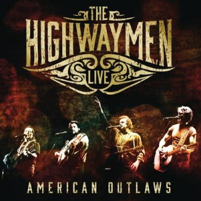 Highwaymen - American Outlaws (3CD+DVD)