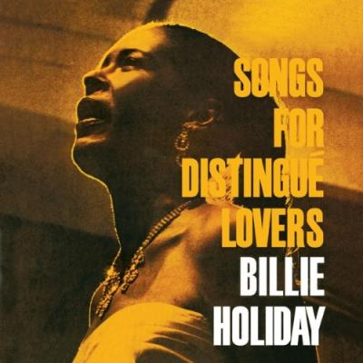 Holiday, Billie - Songs For Distingue Lovers (Red Vinyl) (LP)