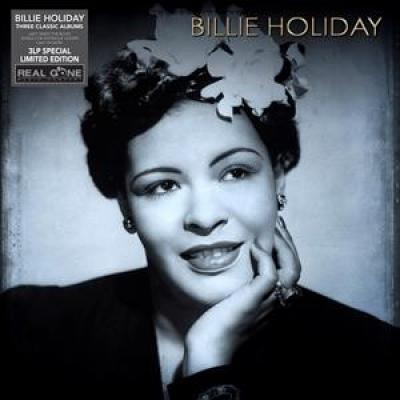 Holiday, Billie - 3 Classic Albums (Deluxe) (3LP)