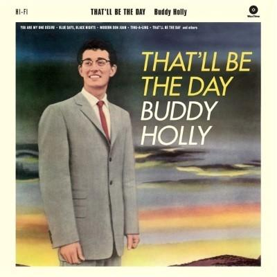 Holly, Buddy - That 'll Be The Day (LP)