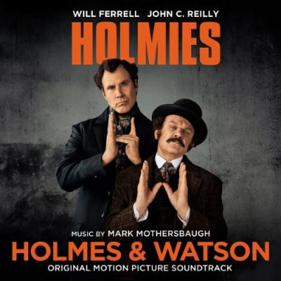 Holmes & Watson (OST by Mark Mothersbaugh) (LP)