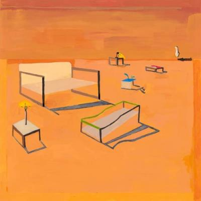 Homeshake - Helium (Light Blue Vinyl) (LP)