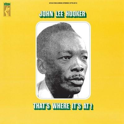 Hooker, John Lee - That's Where It's At! (Limited) (LP)