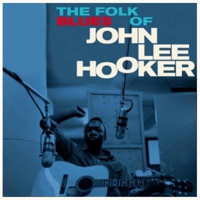 Hooker, John Lee - The Folk Blues Of (LP)