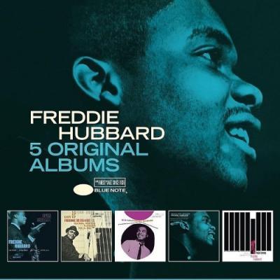 Hubbard, Freddie - 5 Original Albums (5CD)