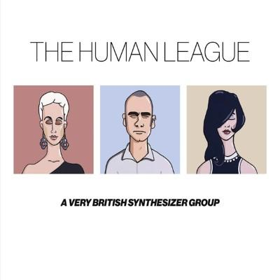 Human League - Anthology: A Very British Synthesizer Group (2CD)