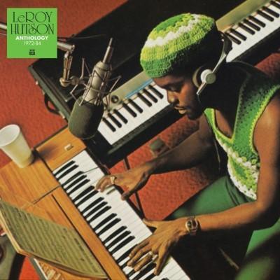 Hutson, Leroy - Anthology (1972-1984)