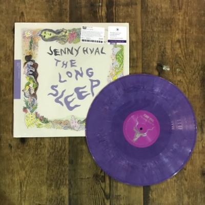 Hval, Jenny - The Long Sleep (Purple Vinyl) (LP)